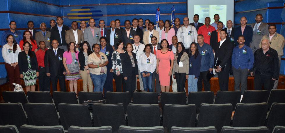 Participantes de la VIII Conferencia de Seguridad y Defensa